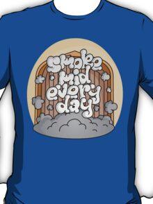Smoke Mid Every Day T-Shirt