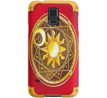 Clow Card (00/52) Samsung Galaxy Case/Skin