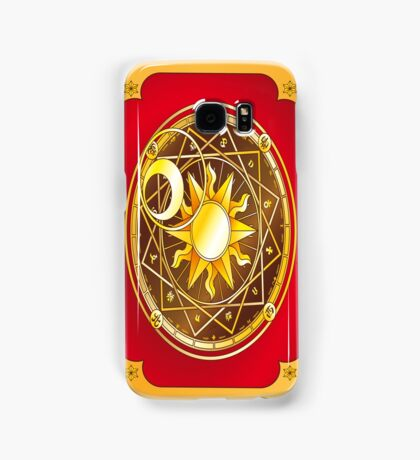 Clow Card (00/52) Samsung Galaxy Case/Skin