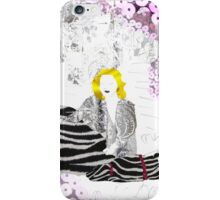 Beloved Zebra iPhone Case/Skin