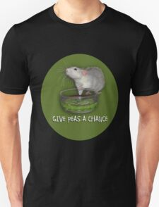 Give Peas a Chance T-Shirt