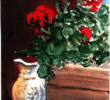 ACEO Windowbox by robertsloan2
