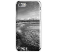 Grasses and Mountains iPhone Case/Skin