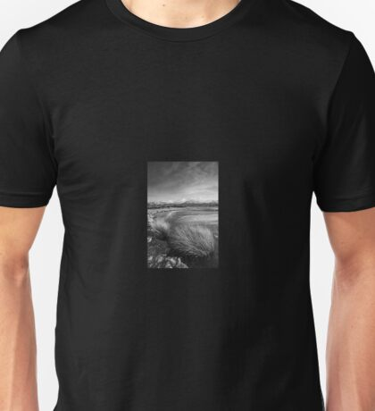 Grasses and Mountains Unisex T-Shirt