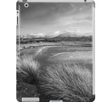 Grasses and Mountains iPad Case/Skin