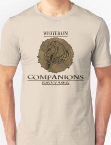 Skyrim - Whiterun Companions T-Shirt