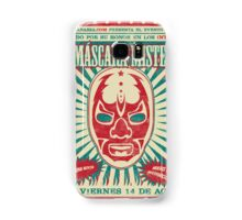 The Mysterious Mask Samsung Galaxy Case/Skin