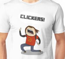The Last of Us - Ellie and the Clickers Unisex T-Shirt