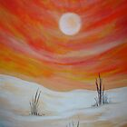 Arid Sun by Carolyne  Gill