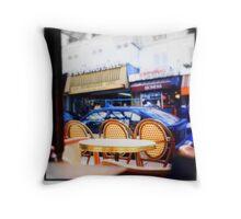 Montemartre Throw Pillow