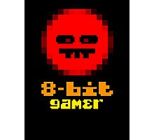 8-Bit Gamer Photographic Print
