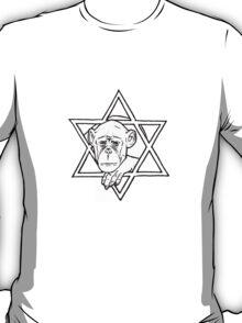 The monkey of wisdom T-Shirt