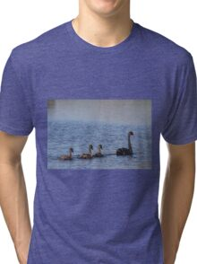 Safe At Sunset Tri-blend T-Shirt