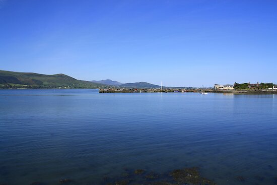 Carlingford Lough by Martina Fagan