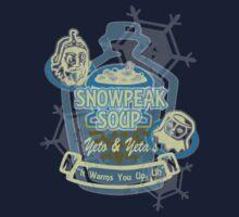 Snowpeak Soup Kids Clothes