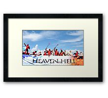 Gay Party Framed Print