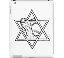 The turtle of wisdom iPad Case/Skin
