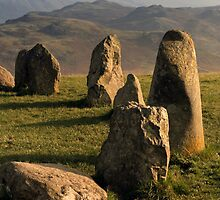 Castlerigg Stone Circle by Rachel Slater