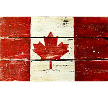 Canada Day Photographic Print
