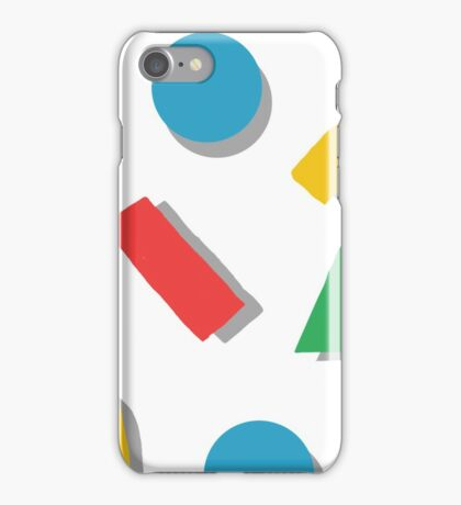 shapes iPhone Case/Skin