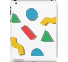 shapes iPad Case/Skin