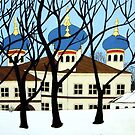 Russian Church by Shulie1