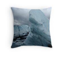Triangle ice Throw Pillow