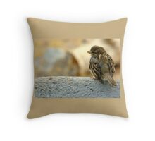 Days Are Like This When You're Gone Pillow Throw Pillow