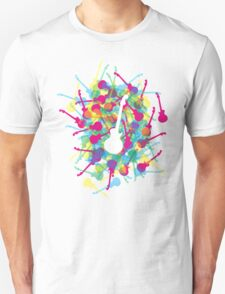 Rainbow Guitars Unisex T-Shirt