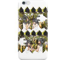 Aztec Island Girls iPhone Case/Skin