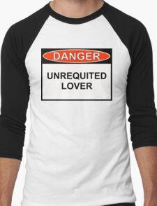 Danger - Unrequited Lover Men's Baseball ¾ T-Shirt
