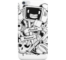 Absolute Nonsense iPhone Case/Skin