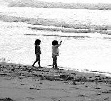 Beach Frolic by coastal