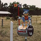 Mailbox Donald the RMB by Ken Tregoning