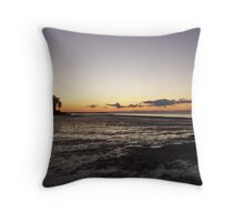 Hervey Bay Beauty Throw Pillow