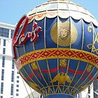 The Paris In Las Vegas by G G