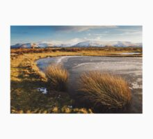Ice Pools in the Brecon Beacons Kids Tee