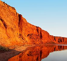 Redbanks Reflections by Georgie Sharp