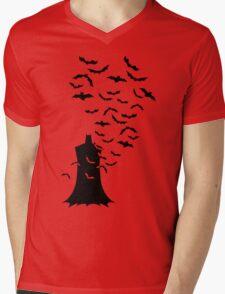 Rise of  the bats Mens V-Neck T-Shirt