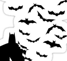 Rise of  the bats Sticker
