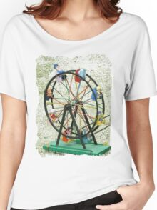 Round and round we go Women's Relaxed Fit T-Shirt