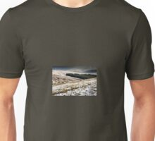 Welsh Winter in the Brecon Beacons Unisex T-Shirt