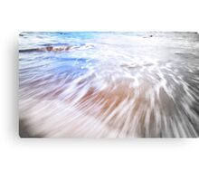 Washed Out Canvas Print