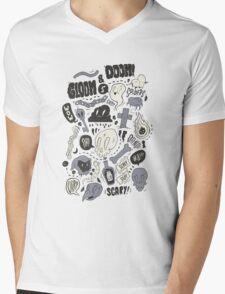 Doom & Gloom Alternative Mens V-Neck T-Shirt