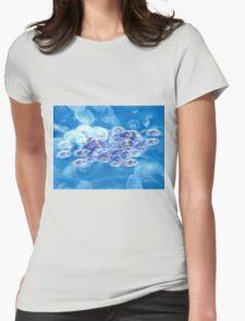 ocean tour Womens Fitted T-Shirt