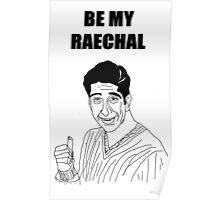 Be My Rachel Poster