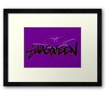 SwagQueen Logo 2 Framed Print