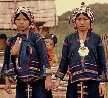 Akha, Bokeo province Laos by John Spies