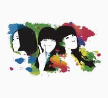 Perfume Band Girls T-Shirt