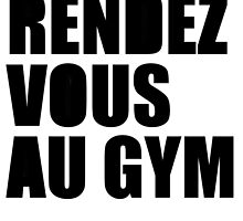 Meet me at the gym by adellecousins